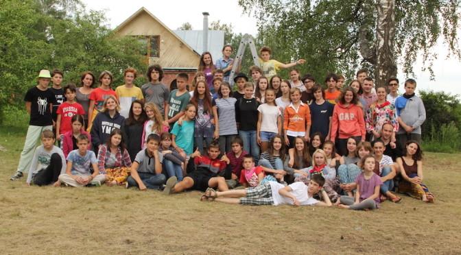 Детский лагерь в с.Здехово