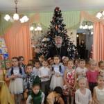 Поздравления Детских садов с Праздником Рождества Христова
