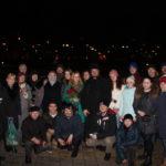 Кормление бездомных в день памяти святой блаженной Матроны Московской