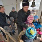 Пасхальные беседы с детьми в храме Рождества Христова