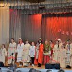 Пасхальный спектакль детской воскресной школы