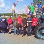 паломническая поездка воспитанников Воскресной школы на Бородинское поле