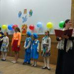 Открытие учебного года Воскресной школы 2017-2018