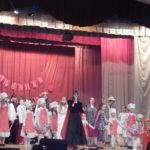 22 апреля 2018 года воспитанники Воскресной школы Патриаршего Подворья представили Пасхальный спектакль «Карлик Нос».