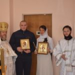 Таинство Венчания в ФКУ СИЗО-1 «Матросская тишина»