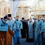 Святейший Патриарх Московский и всея Руси Кирилл посетил Федеральное казенное учреждение «Следственный изолятор № 1