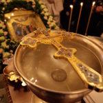 23 января 2019 года протоерей Сергий Киселев с духовенством Северо-Восточного викариатства совершили праздничную Божественную Литургию с Великим Водоосвящением в Крестовоздвиженском храме СИЗО-1 «Матросская Тишина»