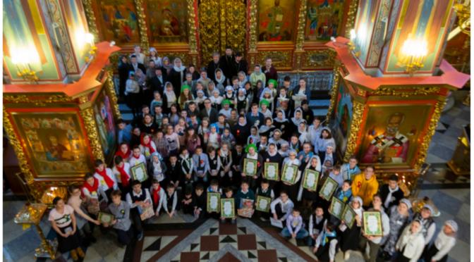 24 февраля 2019 года прошла VI Детская историческая интеллектуальная игра «Путешествие в прошлое Москвы».