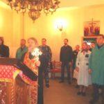 30 апреля 2019 года протоиерей Сергий Киселев поздравил заключенных и сотрудников СИЗО-1 «Матросская тишина»