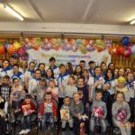 13 апреля 2019 года в стенах МОУ Лицей г. Фрязино в рамках Пасхального фестиваля состоялся I межмуниципальный творческий фестиваль для детей с ограниченными возможностями здоровья!