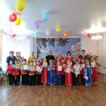 06 мая 2019 года в рамках детского фестиваля искусств «пасхальная радость» праздник в детском саду комбинированного вида №11 г. Фрязино