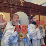 09 июня 2019 года – Престольный праздник в храме святого праведного Иоанна Русского СИЗО-1 ФСИН России «Матросская Тишина»