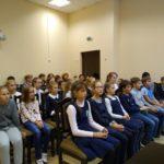 26 сентября 2019 года протоиерей Сергий Киселев провел духовно-просветительскую беседу с учащимися и педагогами детской школы искусств г. Фрязино