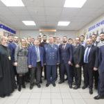 25 ноября 2019 года протоиерей Сергий Киселев принял участие в первой рабочей встрече руководства УФСИН по г. Москве с новым составом столичной ОНК