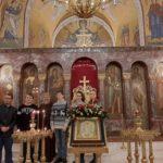 22 декабря 2019 года храм Рождества Христова принимал молодежь из Московского государственного областного университета