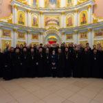27 января 2020 года протоиерей Сергий Киселев возглавил торжественное богослужение в Покровском храме Бутырского тюремного замка в СИЗО-2