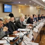 07 февраля 2020 года протоиерей Сергий Киселев член ОНК г. Москвы принял участие в совещании по вопросам взаимодействия Уполномоченного по правам человека в городе Москве и ОНК г. Москвы, а также соблюдения прав человека в местах принудительного содержания