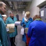 26 февраля в СИЗО-1 «Матросская Тишина» была проведена ежегодная благотворительная акция «Масленица для узников»