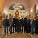 28 февраля 2020 года состоялась дружеская встреча начальников и сотрудников ФСИН совместно с духовенством, окормляющим следственные изоляторы