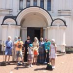 26 июля 2020 года на территории Патриаршего Подворья прошла молодежная акция #ПостЧистоты