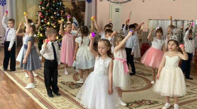 21 января 2021 года протоиерей Сергий Киселев посетил детский сад комбинированного вида №11 г. Фрязино