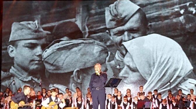 21-23 июня 2021 года протоиерей Сергий Киселев принял участие в торжествах, посвященных 80-летней годовщине начала ВОВ в Крыму