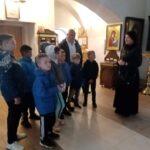 03 сентября 2021 года дети из Реабилитационного центра «Теплый Дом» посетили храм Рождества Христова в Наукограде Фрязино